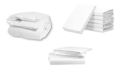 Textiel pakket