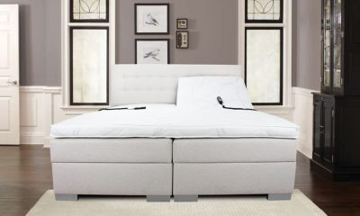 Elektrische boxspring luxury lissabon setting
