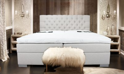 Boxspring Luxury elektrische Nice setting