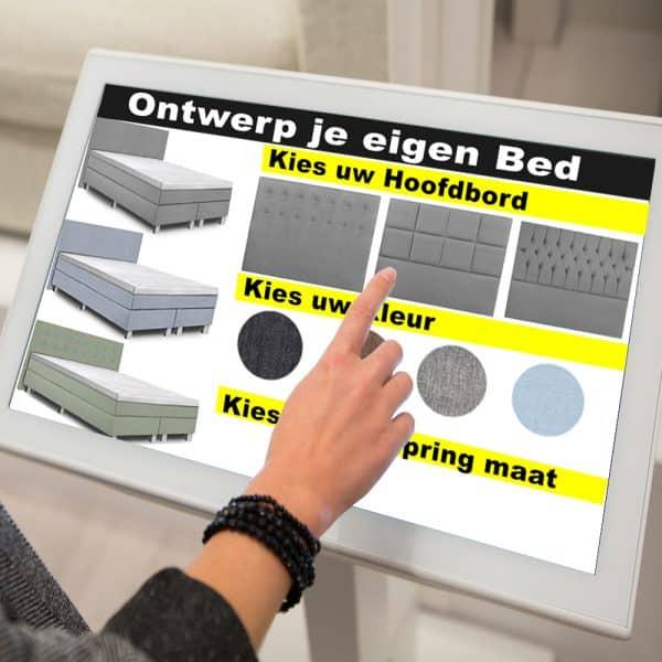 ontwerp je bed